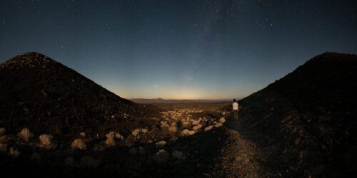 Jack Fusco - Amboy Crater Mojave Trails National Monument